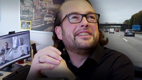 hessenreporter vom 15.11.2020: Wie läuft's? Homeoffice, Pendlerströme, Wohnungsmarkt