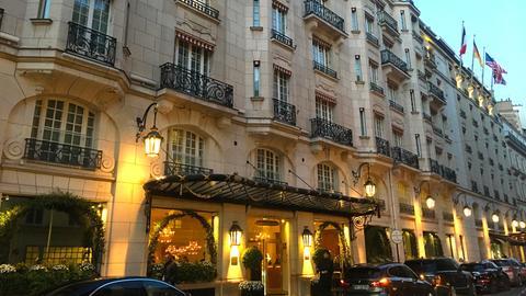 Hotel bristol in Paris