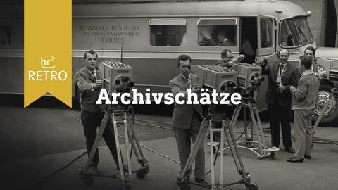 hr retro, Archivschätze