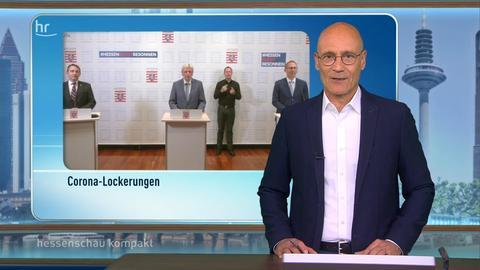 hessenschau kompakt von 16:45 Uhr vom 10.06.2020