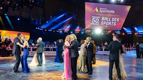Der 50. Ball des Sports