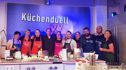 Die Teams und Köche des Kochduells XXL