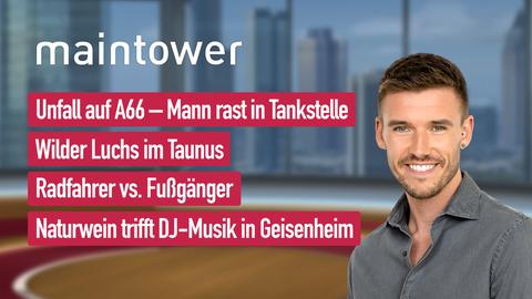 "Die Themen bei ""maintower"" am 7. September"