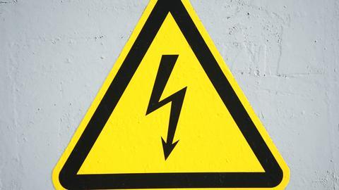 Vorsicht Hochspannung! Stromschock