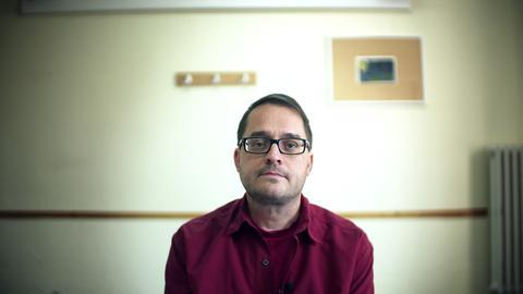 Portrait Markus Mundo.