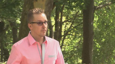 Gewaltopfer Christoph Rickel