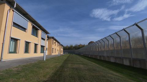 Die forensische Klinik in Hadamar.