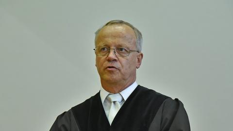 Richter Klaus Drescher