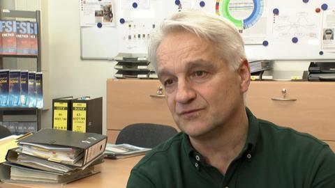 Harald Schneider vom LKA Hessen