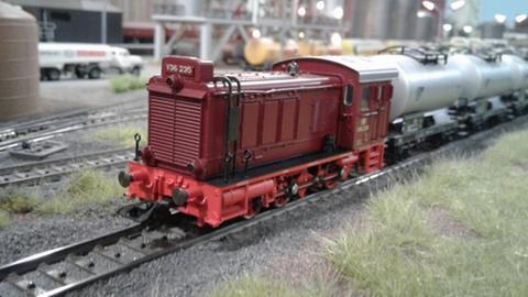Modelleisenbahn Fulda
