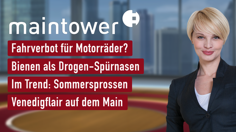 maintower weekend vom 30.05.2020