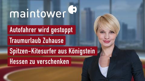 Themen sind u.a.: Betrunkener Autofahrer wird gestoppt, Traumurlaub Zuhause, Spitzen-Kitesurfer aus Königstein, Hessen zu verschenken.