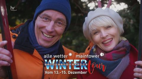 Trailer Wintertour maintower