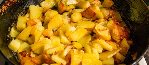 Sujet Bratkartoffeln