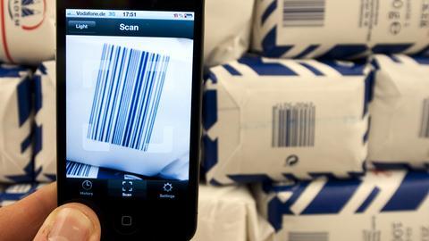 Handy wird zum Einkaufsberater