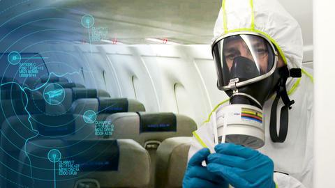 Corona-Krise am Flughafen
