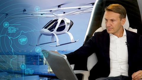 Mittendrin: Terminal 3, Roboter & Flugtaxi – Fliegen in der Zukunft