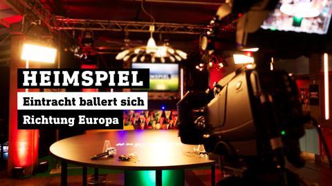 heimspiel: Eintracht ballert sich Richtung Europa