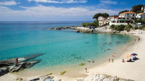 Toskanische Küste