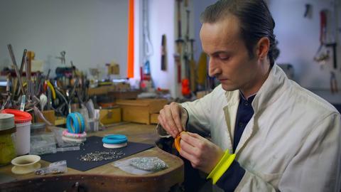 Erlebnis Hessen: Hanauer Pioniere – Modernes Schmuckdesign mithilfe von 3D-Druckern