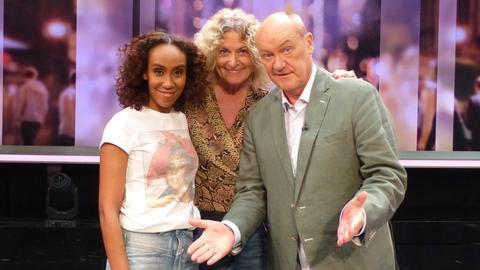 Hadnet Tesfai, Susanne Fröhlich, Bodo Bach