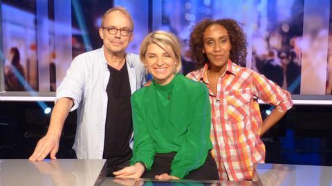 Das Rateteam (v.l.): Henni Nachtsheim, Hadnet Tesfai, Sabine Heinrich