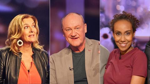Rateteam: Bodo Bach, Bettina Tietjen, Hadnet Tesfai