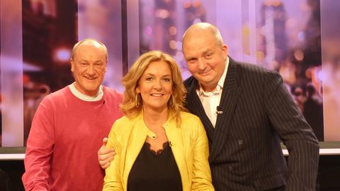 strassen stars - Folge 446 Rateteam: Jörg Thadeusz, Bodo Bach, Bettina Tietjen