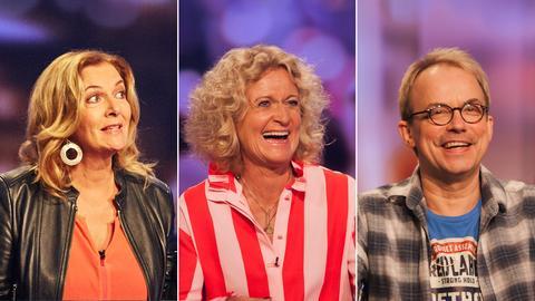 Bettina Tietjen, Henni Nachtsheim, Susanne Fröhlich