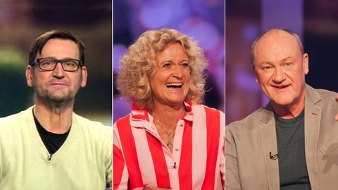 Rateteam: Bodo Bach, Susanne Fröhlich, Ingo Naujoks