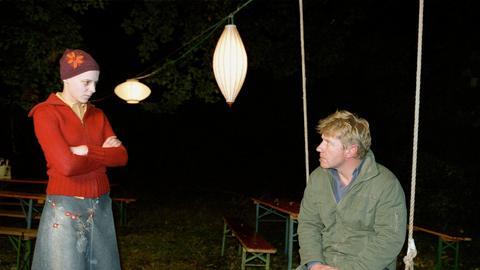 Kommissar Fritz Dellwo und die krebskranke Julia