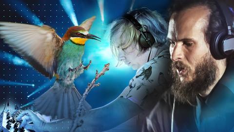 Die DJs Dominik Eulberg und Pantha du Prince gehören zu den erfolgreichsten Techno-Musikern Deutschlands.