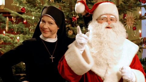 Filmplakat: Um Himmels Willen - Weihnachten in Kaltenthal