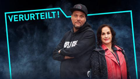 """Heike Borufka und Podcaster Basti Red in """"verurteilt"""""""