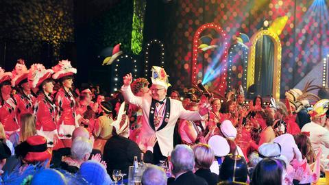 Nordhessen feiert Karneval 2018 - Aus der Stadthalle Baunatal