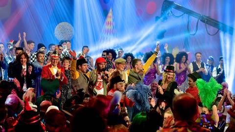 Hessen lacht zur Fassenacht 2019