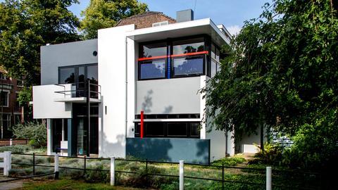 Das Rietveld-Schröder-Haus