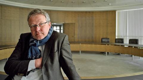 Rainer Voss, einer der ehemals führenden Investmentbanker Deutschlands