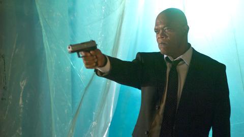 Foley (Samuel L. Jackson) ist in eine teuflische Intrige hineingezogen worden.