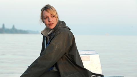 Meike (Alwara Höfels) wird nach vielen Jahren mit ihrer verdrängten Vergangenheit konfrontiert.