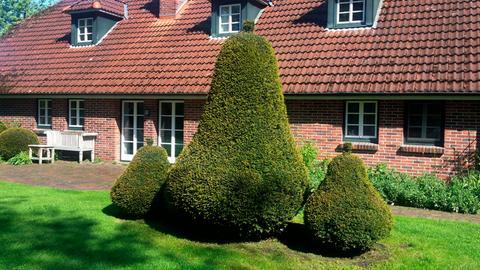 Hauckes Garten in Rastede.