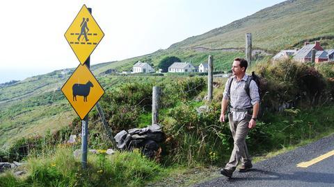 Der Dingle-Weg gilt als einer der schönsten Wanderweg auf der Grünen Insel.