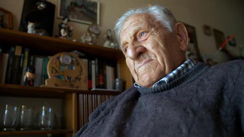 Hans Bär war mit 14 Jahren vor den Nazis geflohen. Nun besucht der 95-Jährige nach achtzig Jahren Exil in Argentinien zum ersten Mal sein Heimatdorf Wohnbach in der Wetterau.