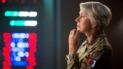 Colonel Katherine Powell (Helen Mirren) möchte den tödlichen Einsatz um jeden Preis.