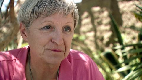 Chefreiseleiterin Anke Rüsch.