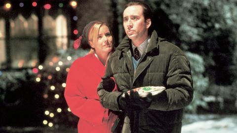 Noch kann Jack (Nicolas Cage) nicht recht fassen, dass er plötzlich mit seiner Ex-Freundin Kate (Tea Leoni) verheiratet ist.