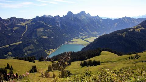 Faszination Berge: Die Tannheimer Berge