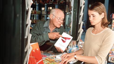 Frank (Andreas Brucker) hat in Beate (Anja Kling) die Frau seiner Träume gefunden.