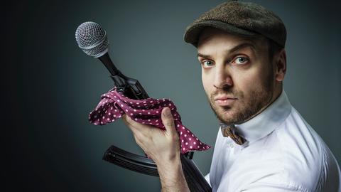 "Ingmar Stadelmann live – ""#humorphob"""