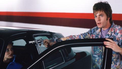 Der chronisch erfolglose Robert Lewis (Ewan McGregor) entführt die verzogene Millionärstochter Celine Naville (Cameron Diaz).